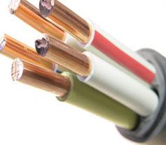 Силовые кабели и провода с изоляцией и оболочкой из ПВХ